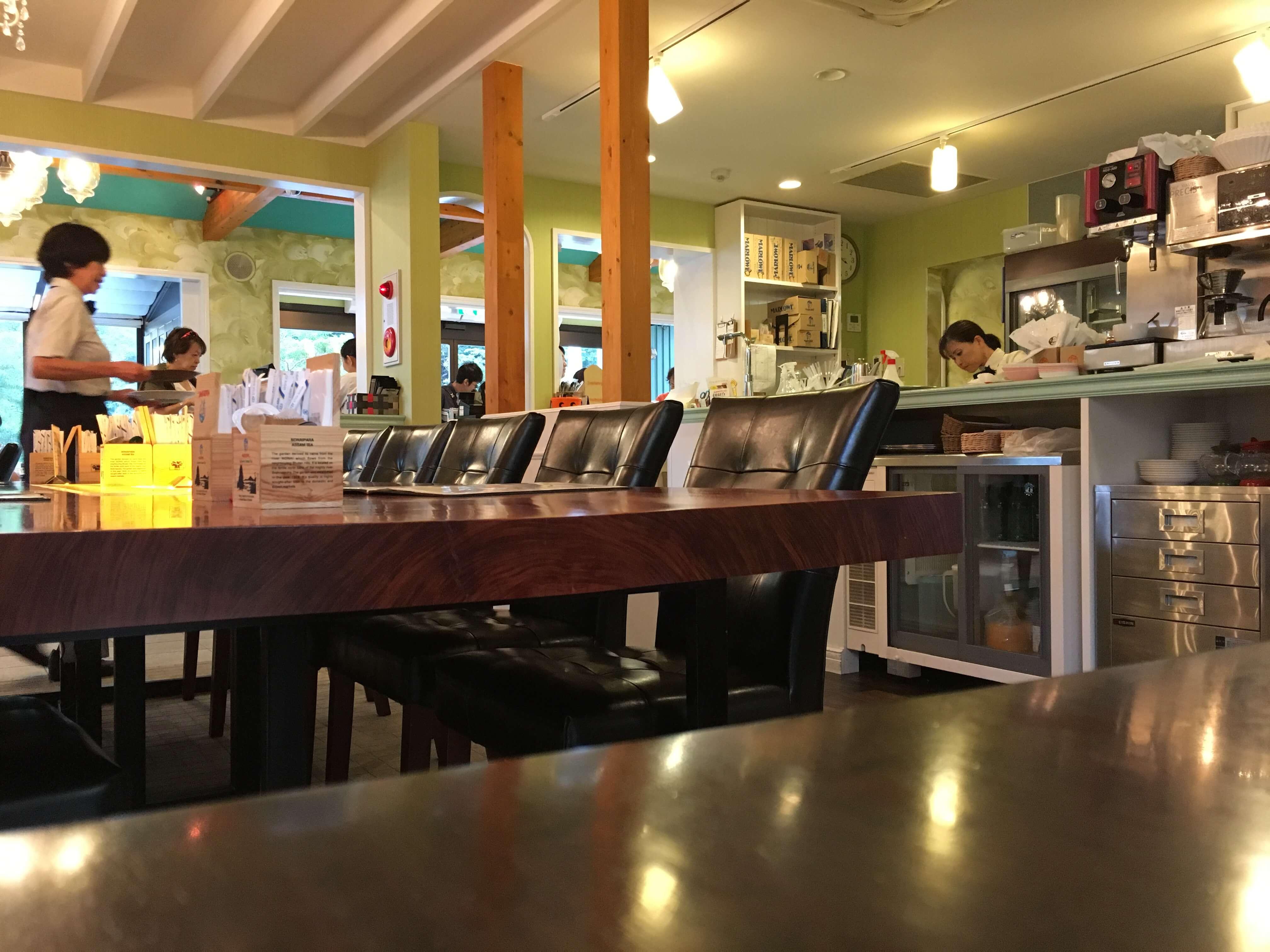 【逗子ケーキ】マーロウ逗葉新道店|お店の雰囲気5