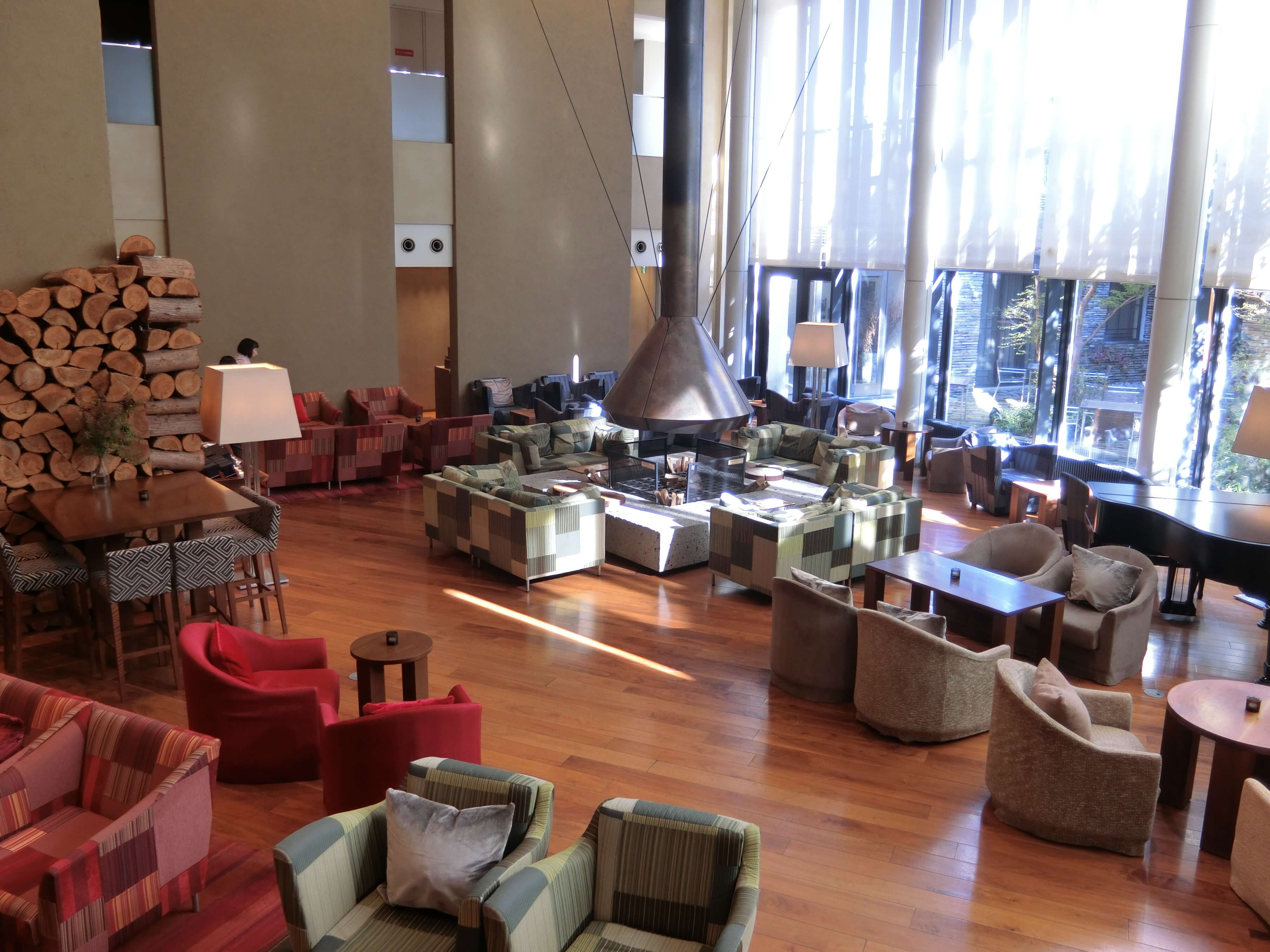 【箱根ホテルレストラン】ハイアットリージェンシー箱根|お店の雰囲気2