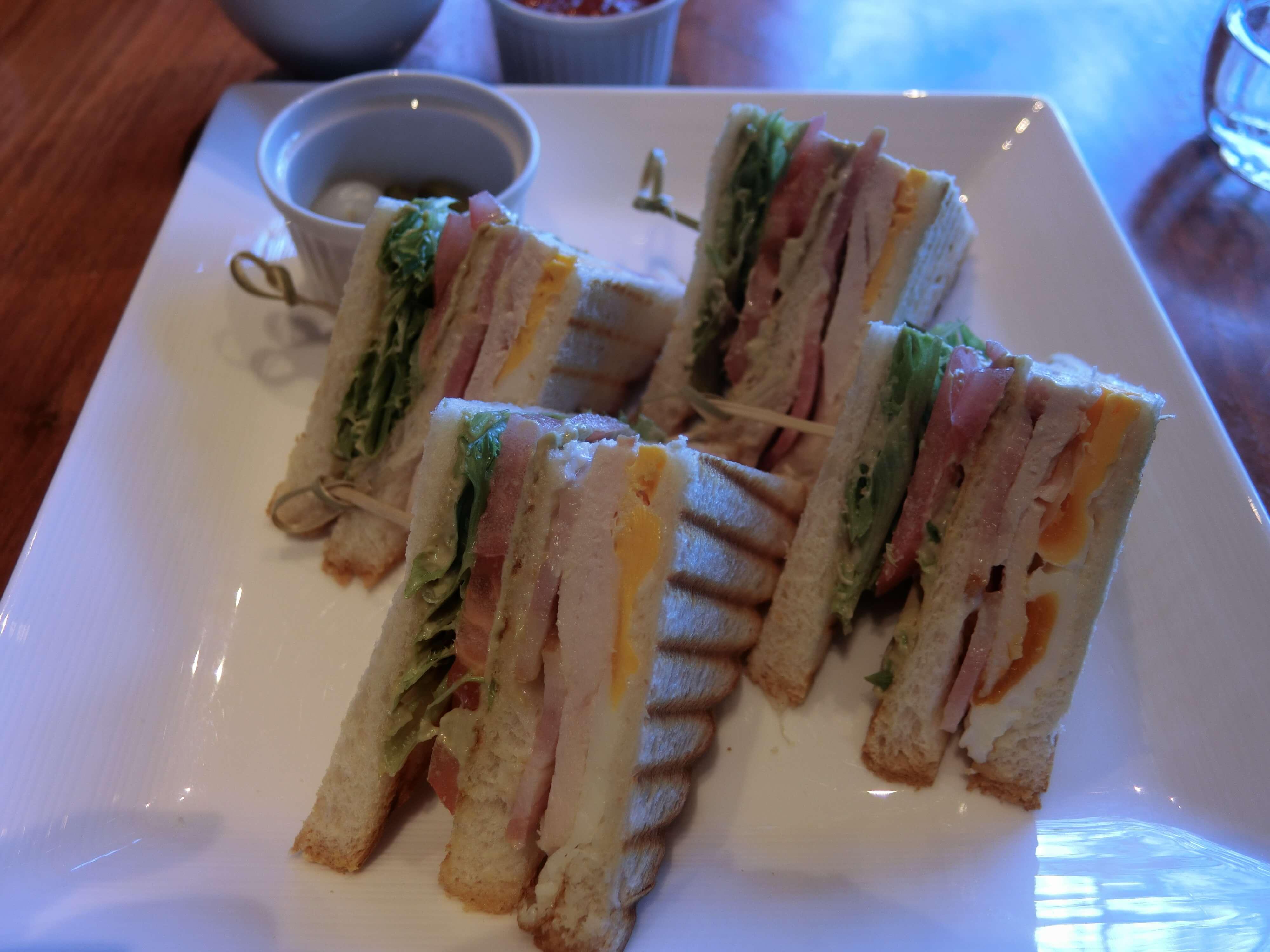 【箱根ホテルレストラン】ハイアットリージェンシー箱根|料理3