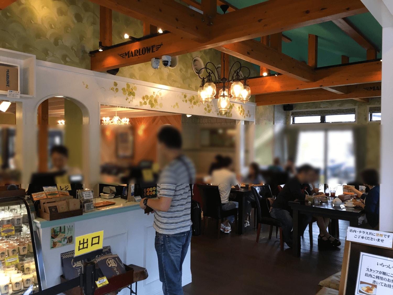【逗子ケーキ】マーロウ逗葉新道店|お店の雰囲気4