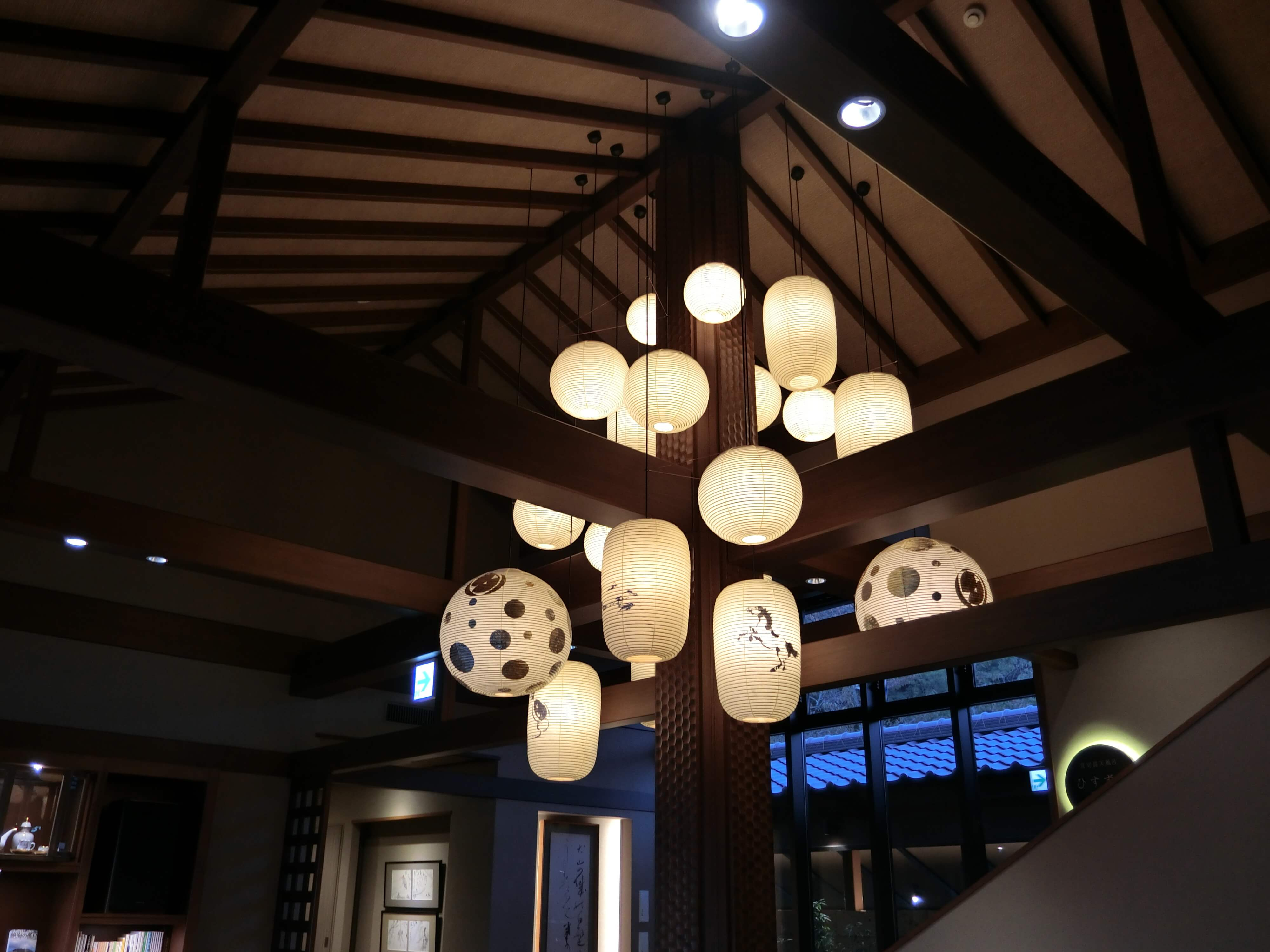 【犬山市高級旅館】灯屋 迎帆楼(あかりや げいはんろう)|ラウンジ2