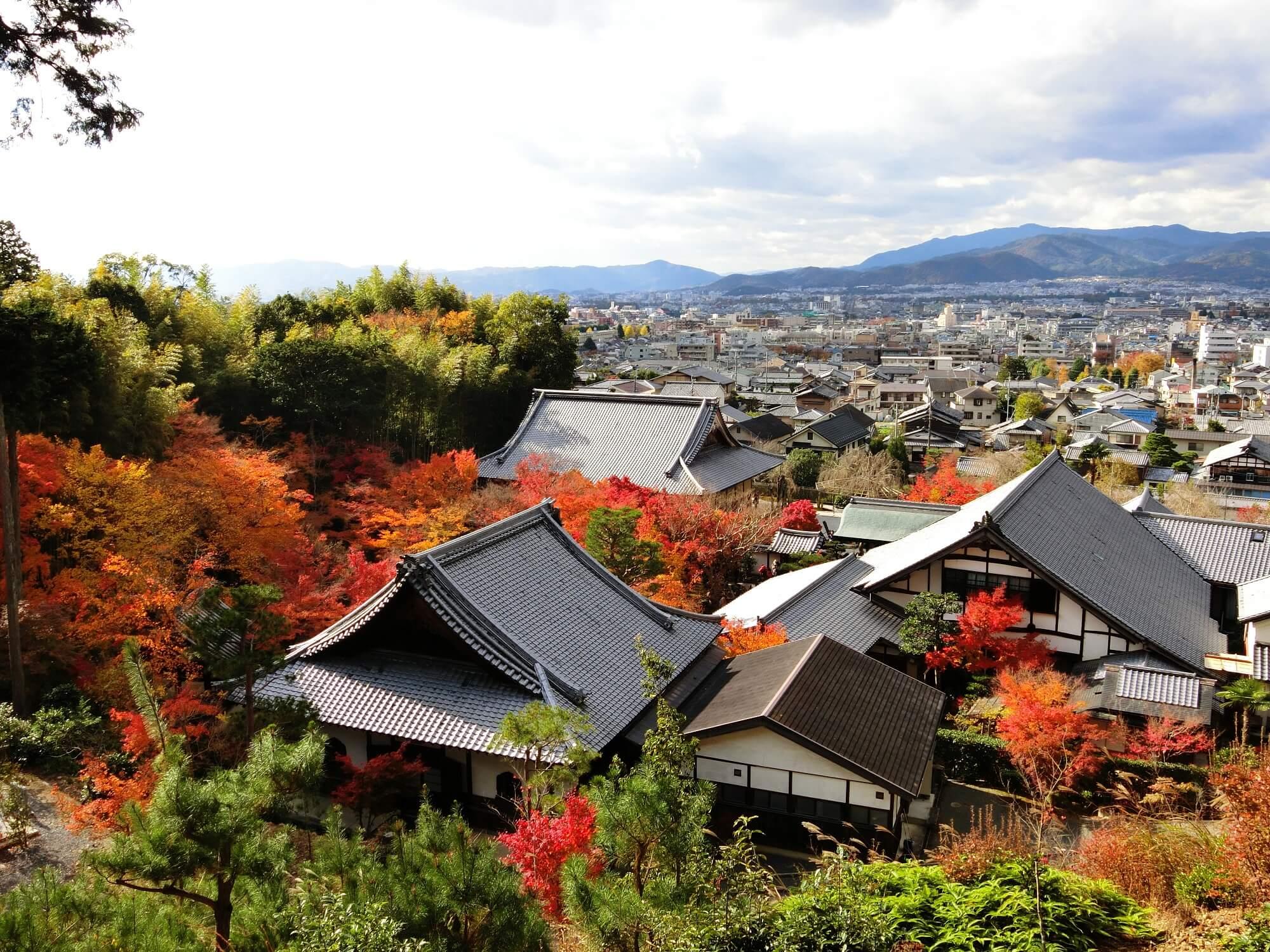 【2017京都紅葉】圓光寺3