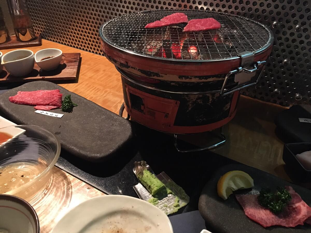 小田原で焼肉1