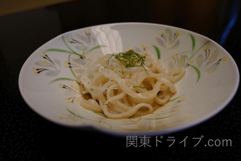 石苔亭いしだの料理3