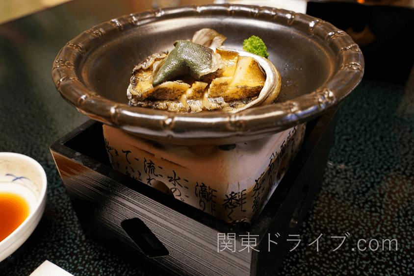 石苔亭いしだの料理6