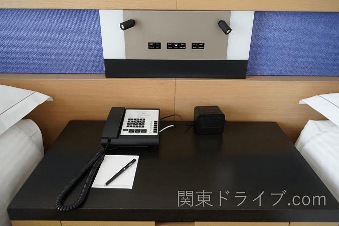 【小田原ホテル】ヒルトン小田原の部屋7