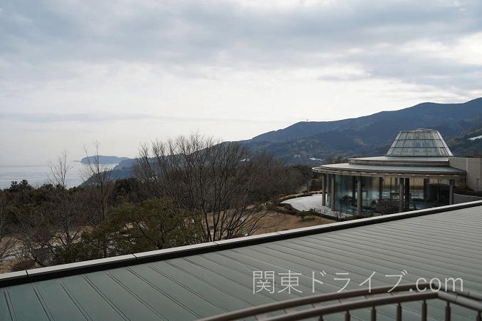【小田原ホテル】ヒルトン小田原の眺望