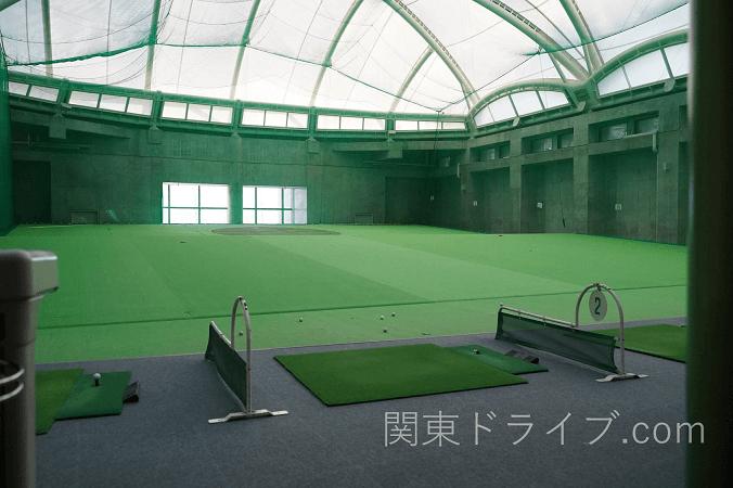 【小田原ホテル】ヒルトン小田原のゴルフ打ちっぱなし