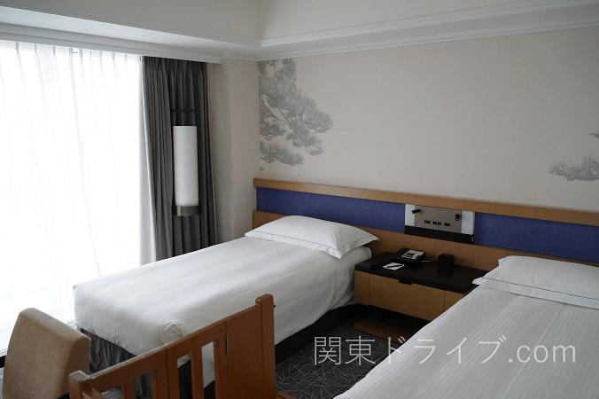 【小田原ホテル】ヒルトン小田原の部屋3