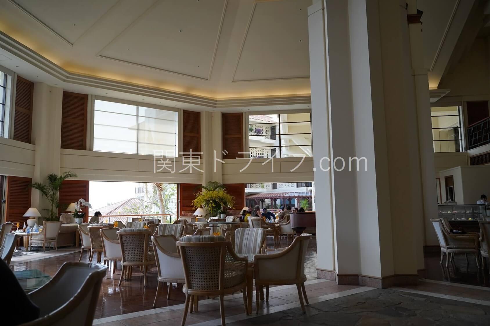 ブセナテラスのカフェ「マロード」1