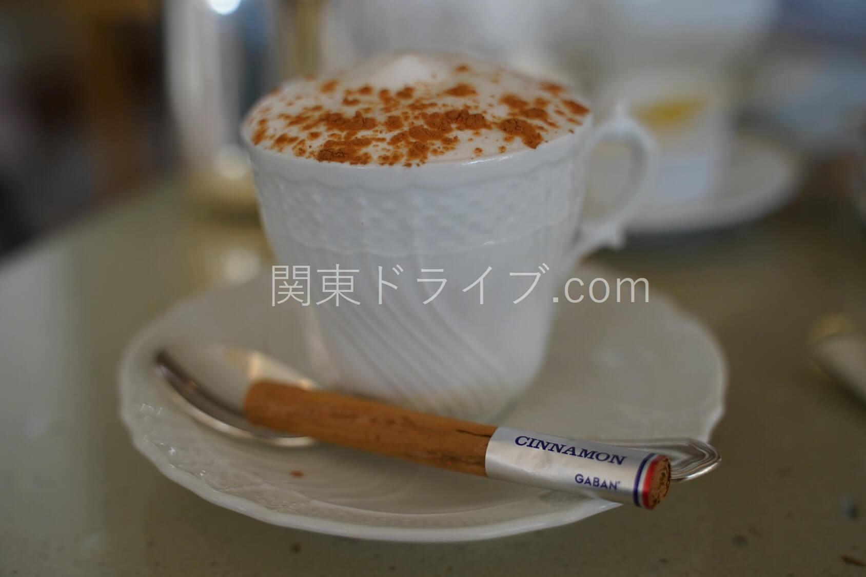 ブセナテラスのカフェ「マロード」4
