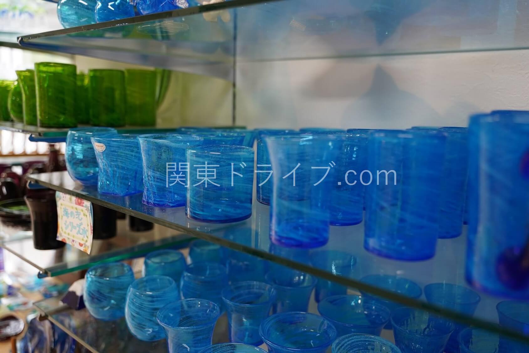 「匠工房」の琉球ガラス8