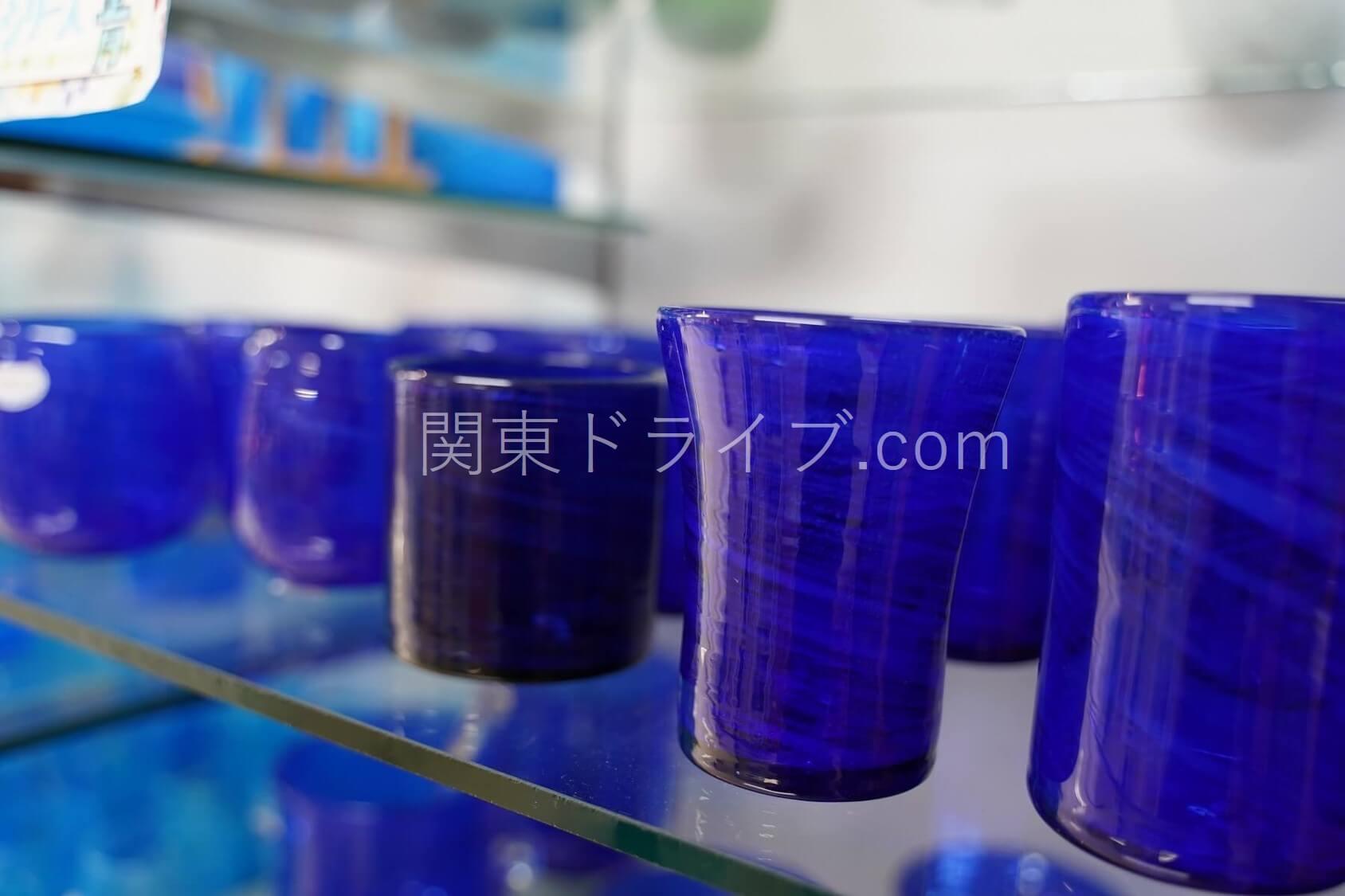 「匠工房」の琉球ガラス9