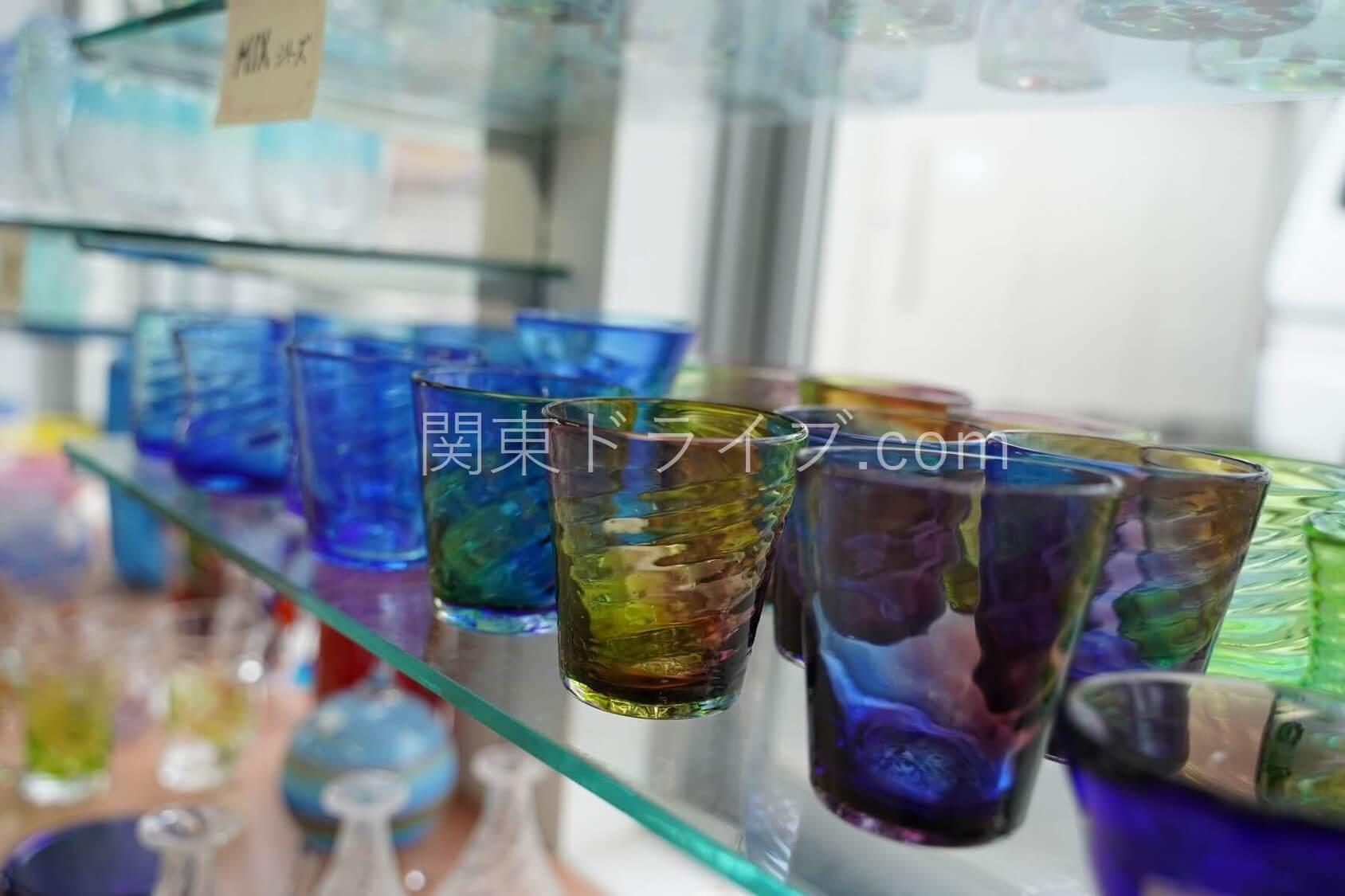 「匠工房」の琉球ガラス10