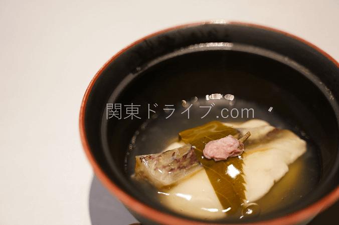 界アルプスの食事(夕食・朝食)4