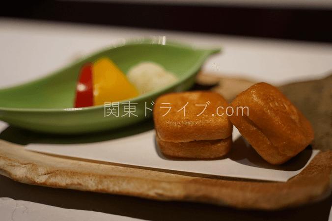界アルプスの食事(夕食・朝食)5