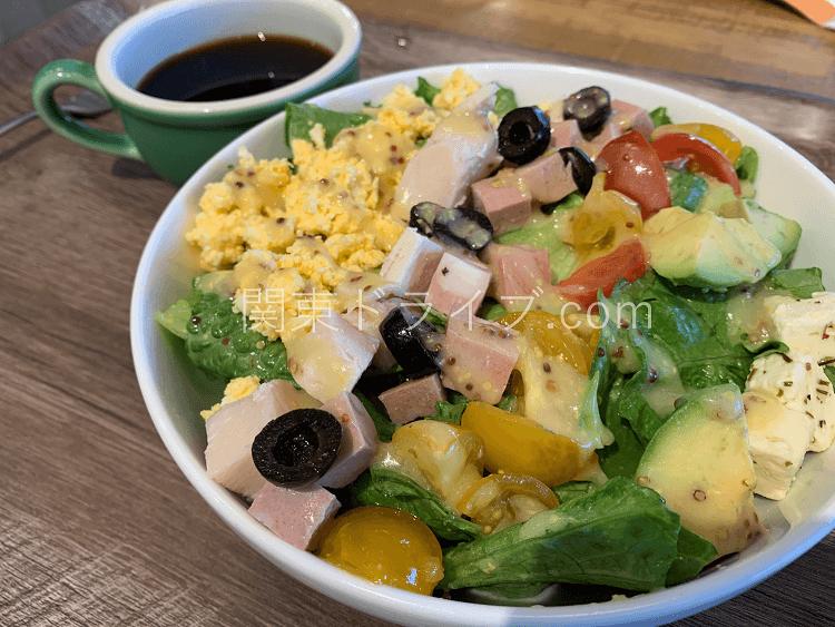 木更津アウトレットの野菜カフェ「Mr.FARMER」7