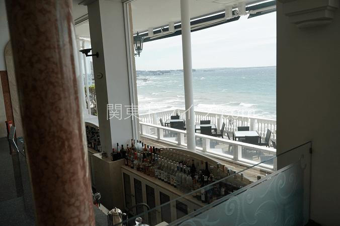 葉山ホテル音羽ノ森カフェテラスの外観・内観3