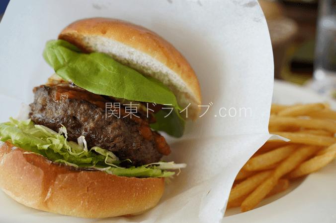 葉山ホテル音羽ノ森カフェテラスの料理2