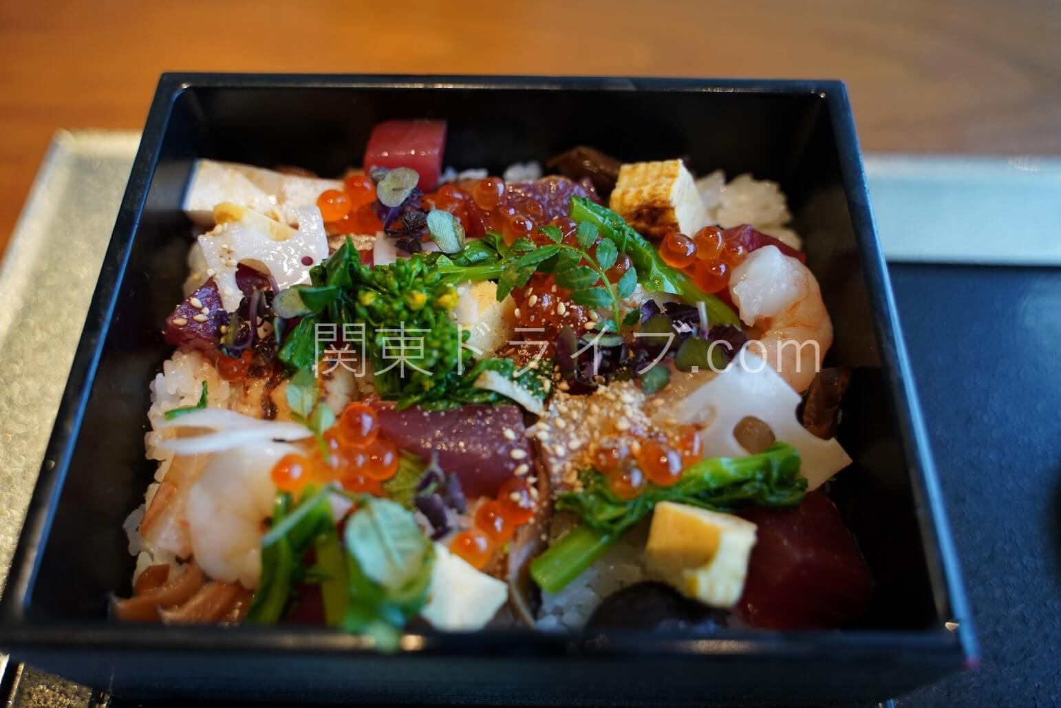 特選上チラシ寿司