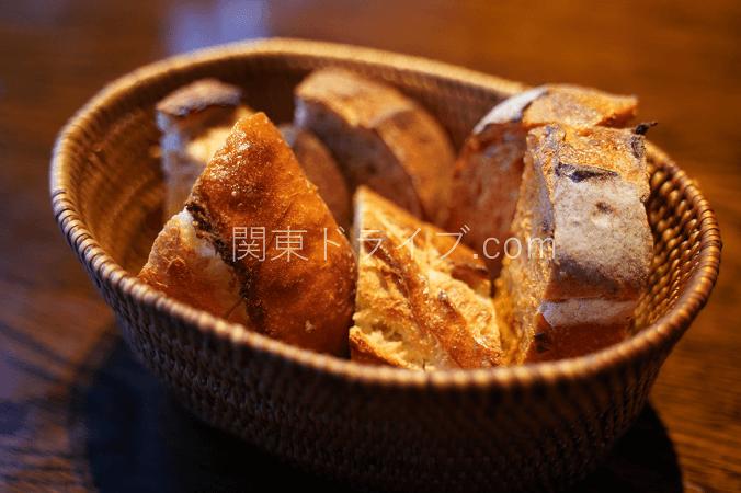 沢村旧軽井沢店のディナー1