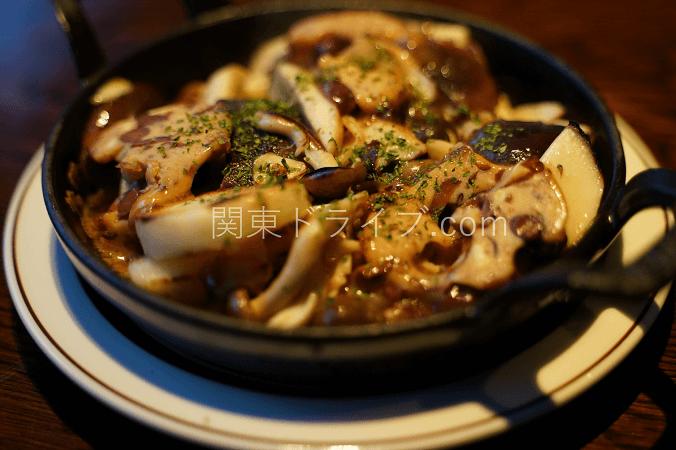 沢村旧軽井沢店のディナー2