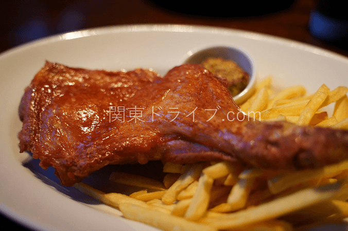 沢村旧軽井沢店のディナー3