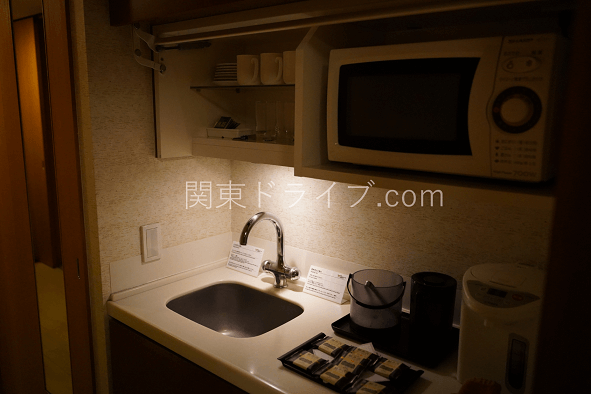 東急ハーヴェストクラブ旧軽井沢の部屋