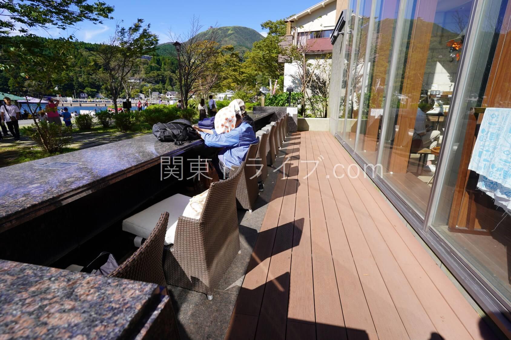 ベーカリー&テーブル箱根5